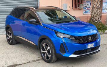 Peugeot 3008 ( KM illimitati)